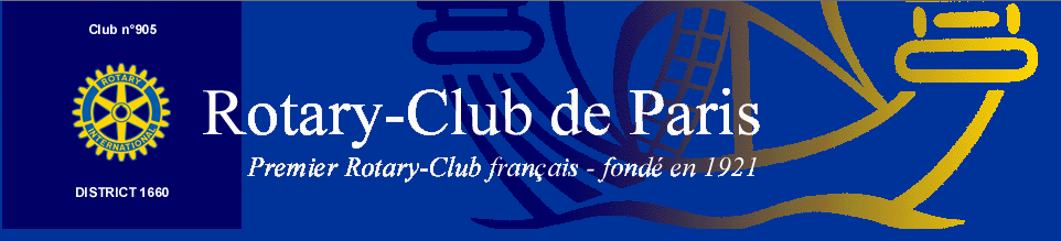 Rotary club de Paris