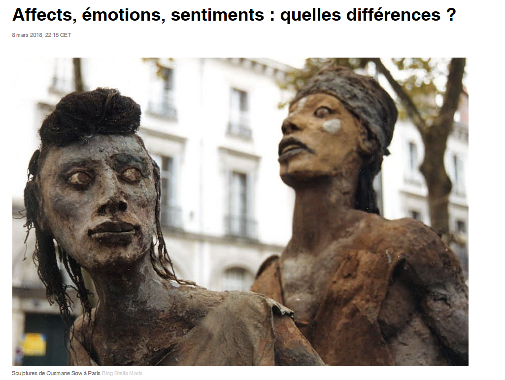 texte emotion