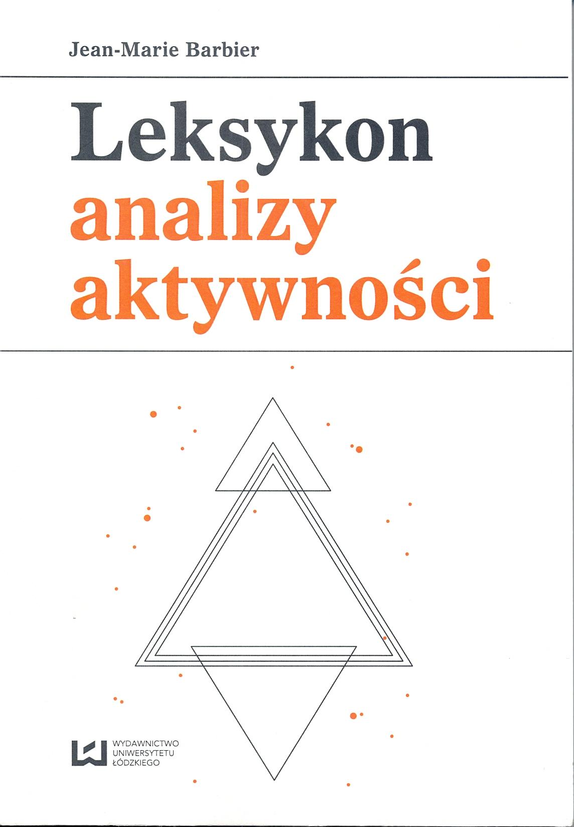 vocabulaire d'analyse  en polonais